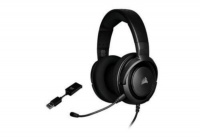 Corsair HS45 SURROUND Gaming Headset — Carbon Photo
