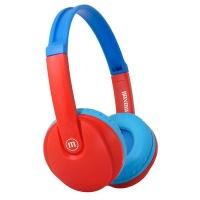 Maxell HP-BT350 Bluetooth KIDZ Small Headphones - Turquoise Photo