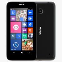 Nokia Lumia 630 8GB 2G Only - Black Cellphone Cellphone Photo