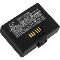 Unitech PA550 BarCode Scanner Battery - 2200mAh Photo