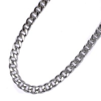 Xcalibur Curb Chain 55cm Stainless Steel - 9mm Wide Photo