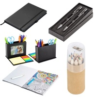 Stationary-Notebooks-Pen Set-5 Piece-Gift Set Photo