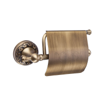 Trendy Taps TBTF017- Brass Toilet Roll Holder Photo