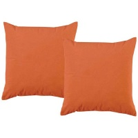 PepperSt - Scatter Cushion Cover Set - Orange Photo