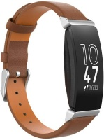 Fabuloulsy Fit Fabulously Fit Fitbit Inspire HR genuine leather strap Photo