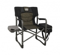 Campmaster Savannah Director Chair Plus Cooler Photo