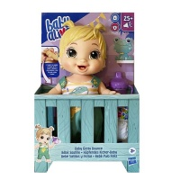 Baby Alive Baby Gotta Bounce Doll Frog Bounces with 25 SFX 72308 Photo