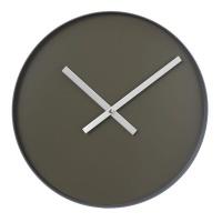 blomus Wall Clock - Tarmac and Steel Grey Colours - Small- RIM Photo