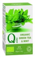 Qi Green Tea & Mint Org Photo