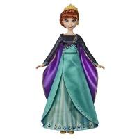 Frozen Disney Finale Singing Anna Fashion Doll 68492 Photo