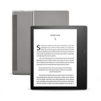 Kindle Amazon Oasis 8GB WiFi With S/O Graphite Black Photo