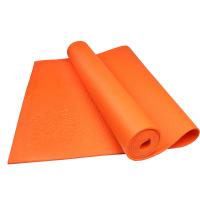 Phoenix Non-Slip Multi-Purpose Fitness Exercise Mat for Home Yoga - L Grey Photo