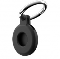 Mr Protect AirTag Mini Silicone Protective Case Keychain For Apple AirTag Cellphone Cellphone Photo
