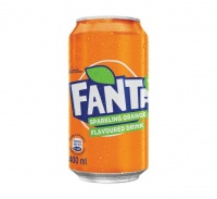 DFS Deals - Fanta Orange 24 x 400ml Photo