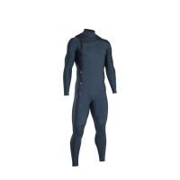 iON Wetsuit - Onyx Amp FZ 3/2 2020 - Dark Blue Melange Photo