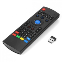 ZF Air Mouse Remote And Keyboard 2.4Ghz Mini Wireless Keyboard Photo
