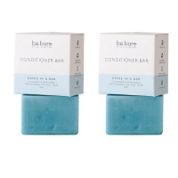 Be.Bare Genie in a Bar Conditioner Bar 100g - Pack of 2 Photo