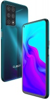 Cubot X30 256GB - Gradient Green Cellphone Cellphone Photo