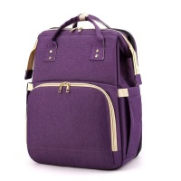 Mother Essentials Multifunctional Diaper/ Changing Bag Photo