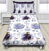 Disney Frozen Frozen 'Forrest' Toddler Comforter Set - Size 100 x 140cm Photo