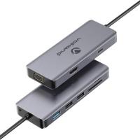 Volkano VolkanoX Core Interface Series USB Type-C Multiport Adapter Photo