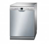 Bosch Serie 6 60 cm Freestanding Dishwasher - Stainless Steel - SMS68L28TR Photo