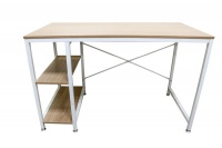LINX IOWA Work Desk - Oak Photo