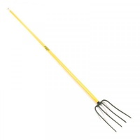 Lasher All Steel 4 Prong Hay Fork 145 Photo