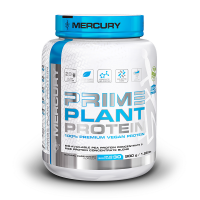 TNT Mercury Prime Vegan Protein - Cocoa Chocolate - 900g Photo