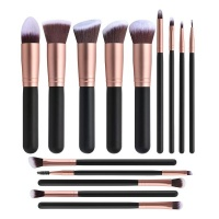 14 piece deluxe brushes Photo