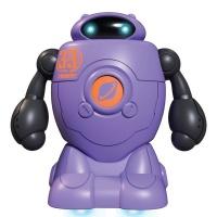 Jeronimo - Perfect Purple Drawing Robot Photo