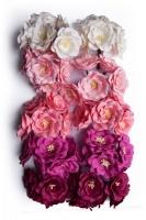 Bloom Magnolias - Pink Photo