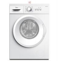 Midea 7kg Front Load Washing Machine - 1200rpm - White Photo