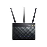 ASUS RT-AC68U AC1900 Dual Band Gigabit WiFi Gaming Router Photo
