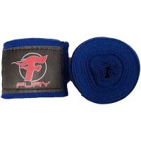 Fury sports Fury Hand Wraps - Blue Photo