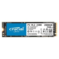 Crucial P2 2TB PCIE M.2 NVME SSD Photo