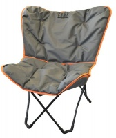 BaseCamp Chair Butterfly Traditional Photo