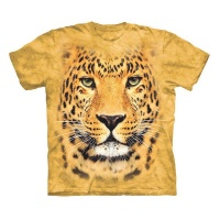 Kool Africa - Leopard - T-Shirt with plantable seed swing tag Photo