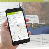 Ezitrack DIY Vehicle Tracker Cellphone Cellphone Photo