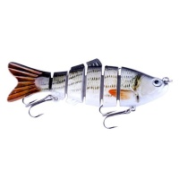 Fishing Lure with Multi Sections Photo