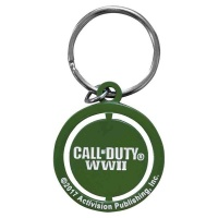 Numskull Official Call of Duty Freedom Star Spinner Key Chain Photo