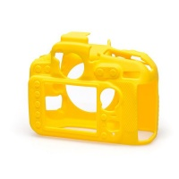 EasyCover PRO Silicon DSLR Case for Nikon D810 - Yellow Digital Camera Photo