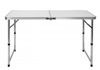 Fine Living 4ft aluminium Folding Table Photo