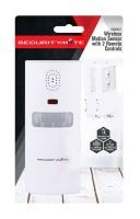 Securitymate Wireless Motion Sensor With 2 X Remote Control Photo