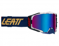 LEATT Velocity 6.5 Iriz Royal Blue Goggle Photo