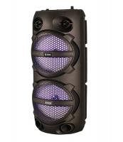 "ECCO MV88M6 Dual 6.5"" Rechargeable Portable Party Speaker Photo"