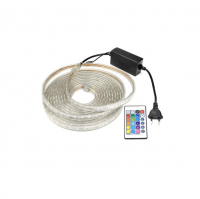 JB LUXX 5 Meter Super Bright RGB Light Band with Power Supplier and Remote Photo