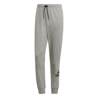 adidas - Men's Must Haves Badge Of Sport Tapered Pants - Grey Photo