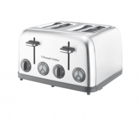 russell hobbs classic 4 slice toaster stainless steel Photo