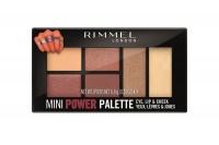 Rimmel Magnifeyes Mini Power Palette 006 Fierce Photo